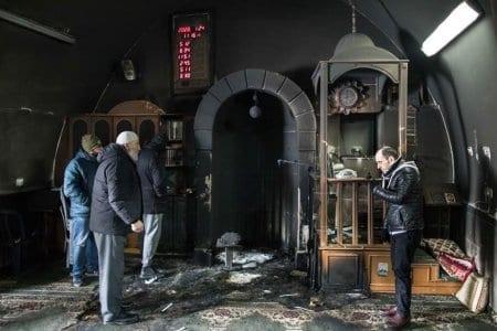 Ekstremis Yahudi Bakar Masjid di Yerusalem