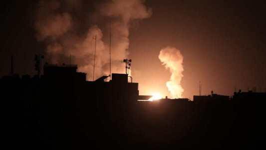 Klaim Israel atas Serangan Udara di Damaskus dan Gaza