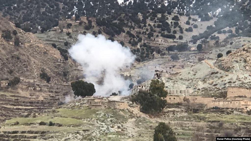 Serangan Udara AS Tewaskan 4 Teroris ISIS di Afghanistan