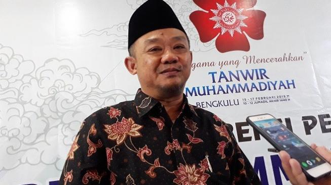 Muhammadiyah Tegas Tolak Ajakan Gulingkan Pemerintah