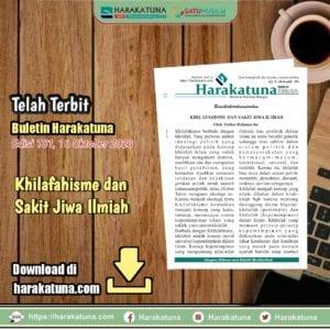 Buletin Jumat Harakatuna edisi 181/16 Oktober 2020