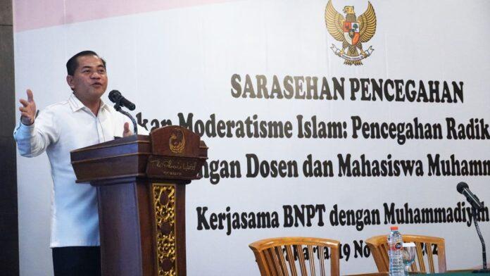 Pelibatan Ormas Islam Moderat Ampuh Lawan Paham Radikal Terorisme