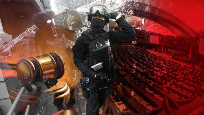 Lawan Terorisme BNPT Jalankan Program Sinergisitas