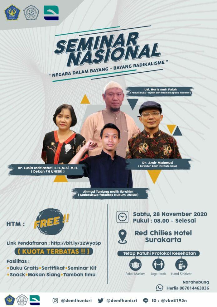 Seminar Radikalisme