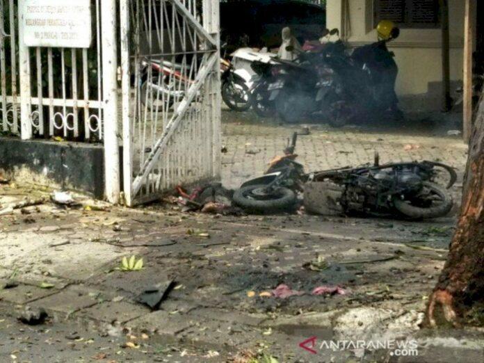 Pelaku Bom Bunuh Diri Tidak Perlu Disolati
