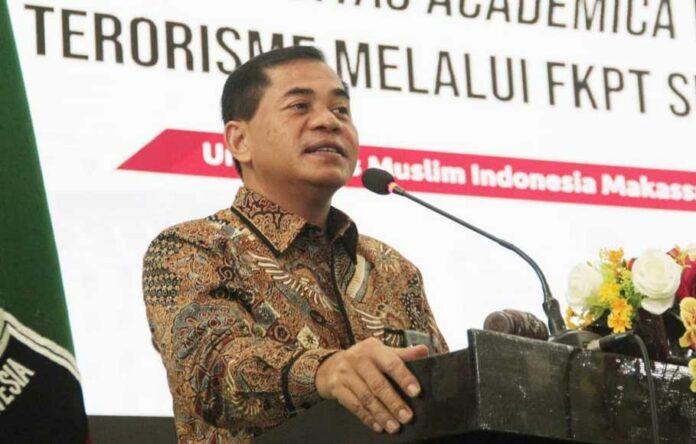 BNPT Sebut Ajaran Tasawuf Mampu Menjadi