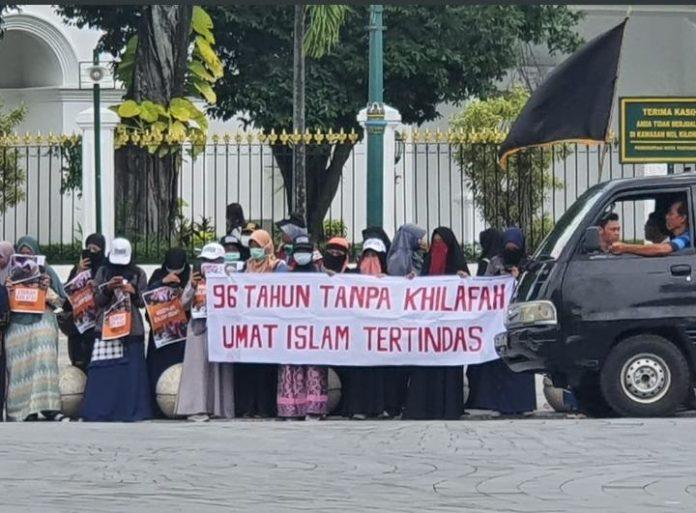 Islam Tertindas