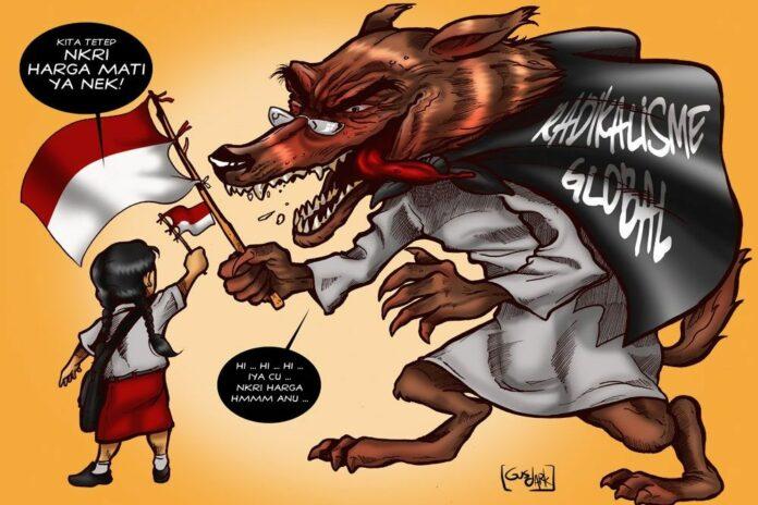 Pancasila Sudah Dikepung Intoleransi dan Radikalisme