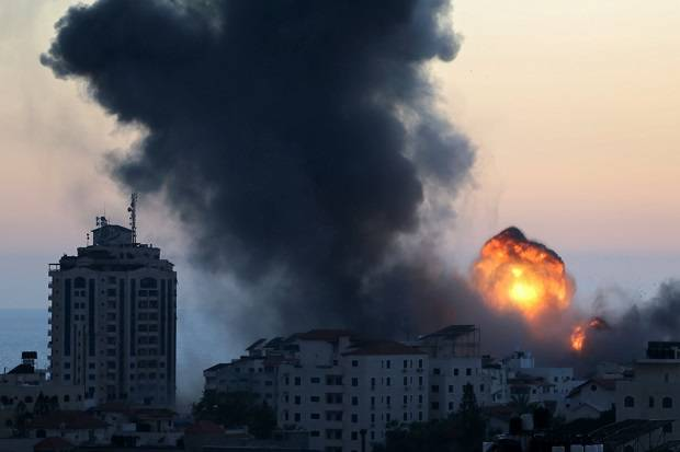 Lebanon Luncurkan 6 Roket ke Israel Sebagai Peringatan