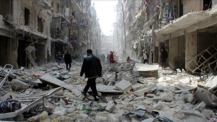 Rumah Sakit di Suriah Jadi Sasaran Serangan Artileri